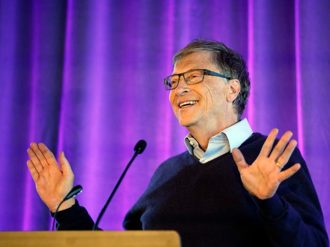 Ty phu giau bac nhat the gioi Bill Gates chi bao nhieu tien chong Covid-19?