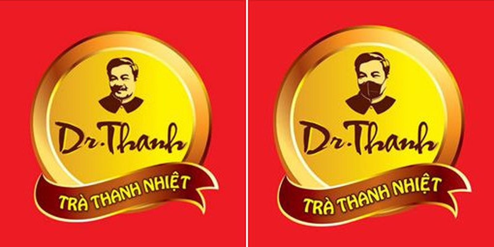 Hang loat logo cac thuong hieu noi tieng thay doi phien ban chong COVID-19