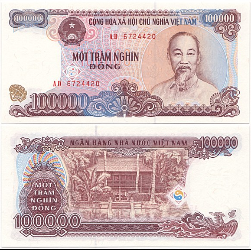 Hoai niem nhung dong tien giay mot thoi cua Viet Nam-Hinh-3
