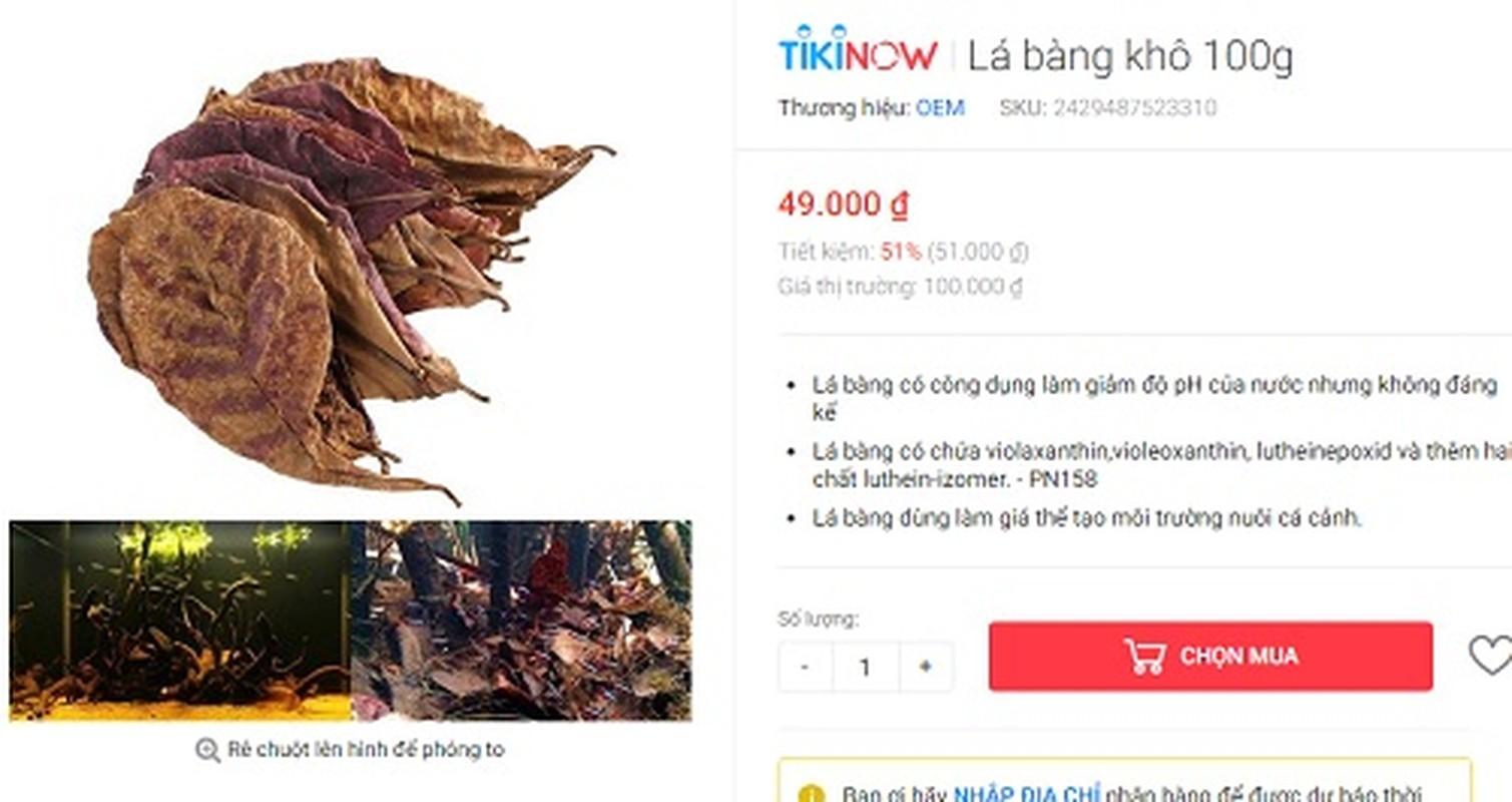 Ban ram ro tren mang, la bang kho len toi nua trieu/kg-Hinh-3