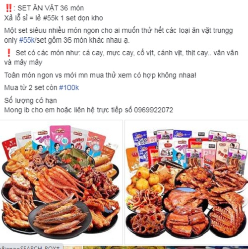 "Do an vat gan mac noi dia Trung Quoc ban tran lan, gia ""re nhu cho""-Hinh-5"
