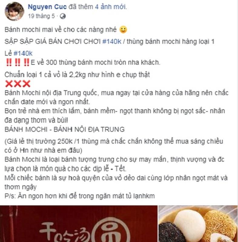 """Do an vat gan mac noi dia Trung Quoc ban tran lan, gia """"re nhu cho"""""""