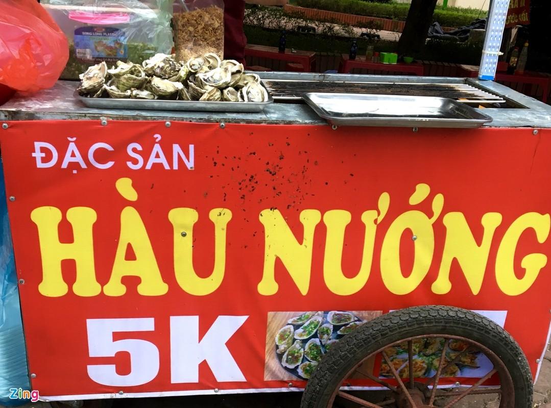 Diem danh nhung hai san sieu re dang hut khach Viet