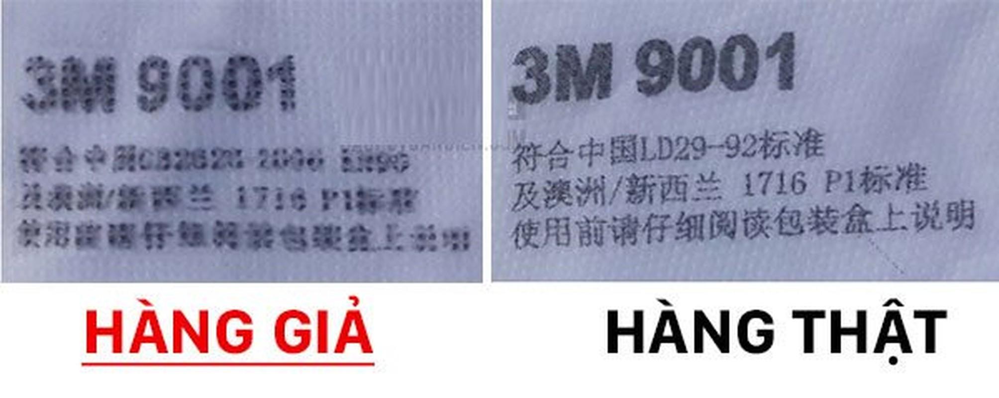 Khau trang 3M gia cua Cty Nam Anh: Hang that khac do nhai the nao?-Hinh-3