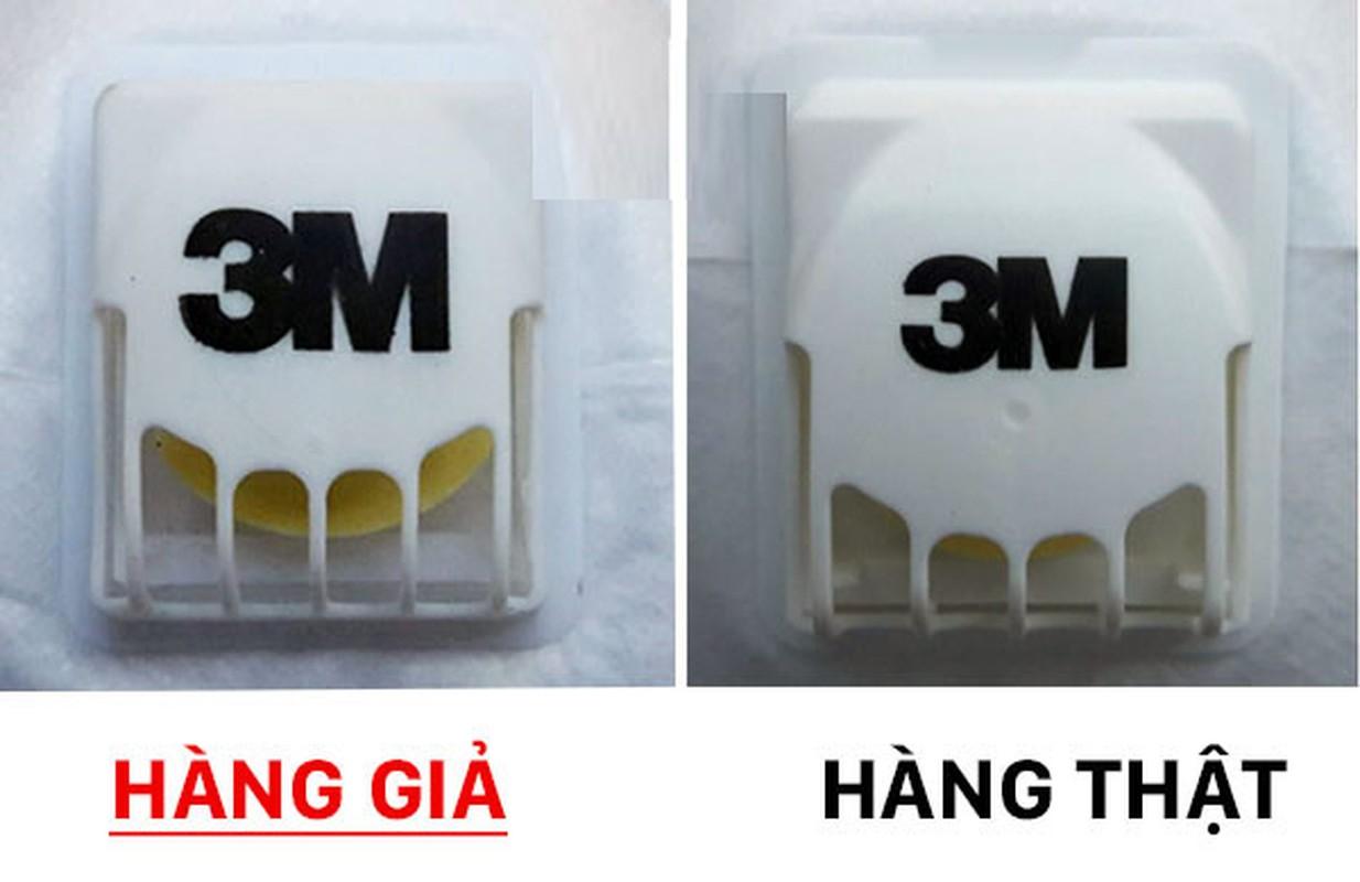 Khau trang 3M gia cua Cty Nam Anh: Hang that khac do nhai the nao?-Hinh-5