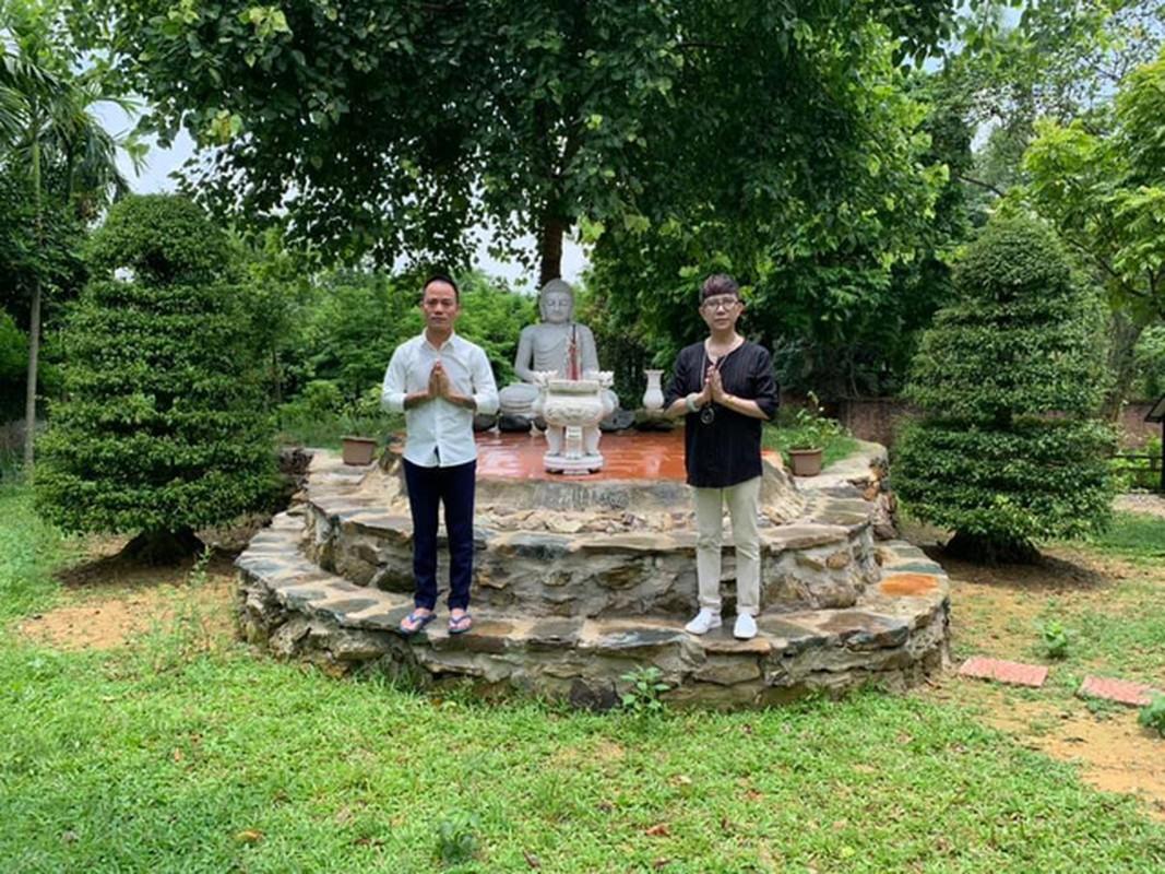 Biet thu nha vuon dep lung linh cua vo chong Thanh Thanh Hien-Hinh-7