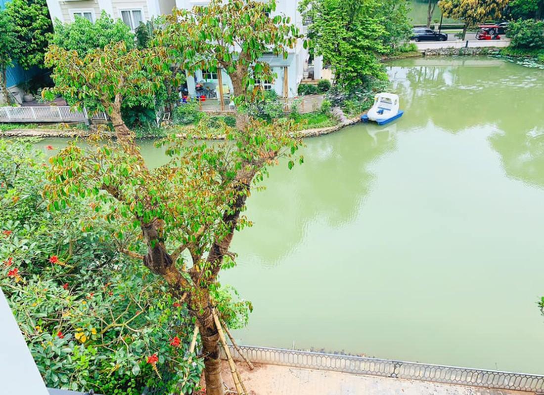 Man nhan hai can nha dep nhu mo cua dien vien La Thanh Huyen-Hinh-6