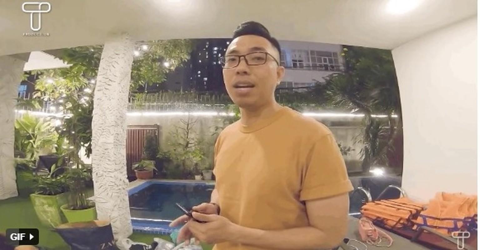 He lo khong gian ben trong biet thu moi xay cua Ha Ho - Kim Ly-Hinh-4