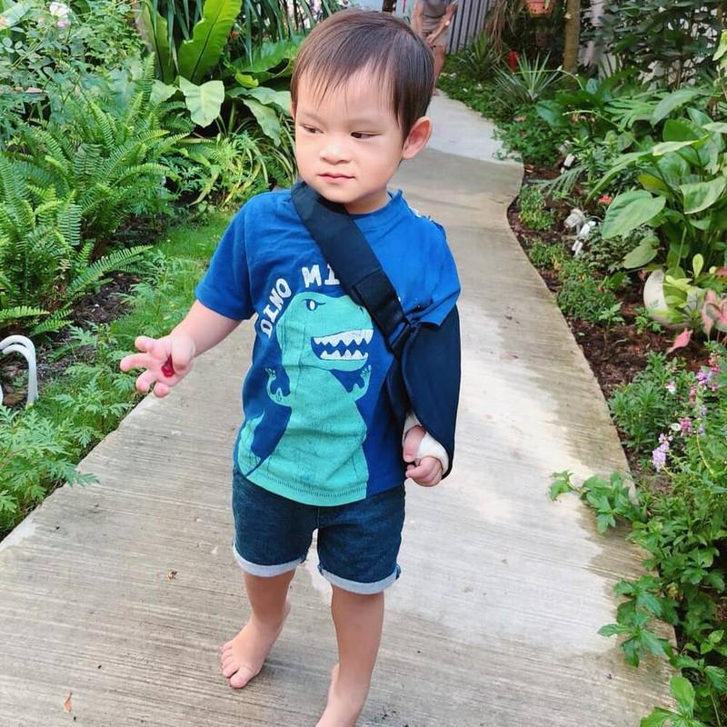 Nha vuon xanh muot o ngoai o Sai Gon cua Ly Hai - Minh Ha-Hinh-5