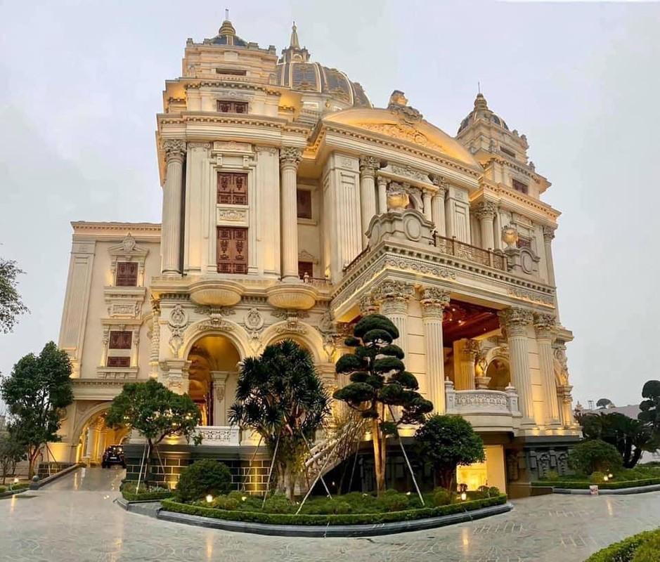 """Choang ngop lau dai dat vang trong dam cuoi """"khung"""" o Ninh Binh-Hinh-4"""