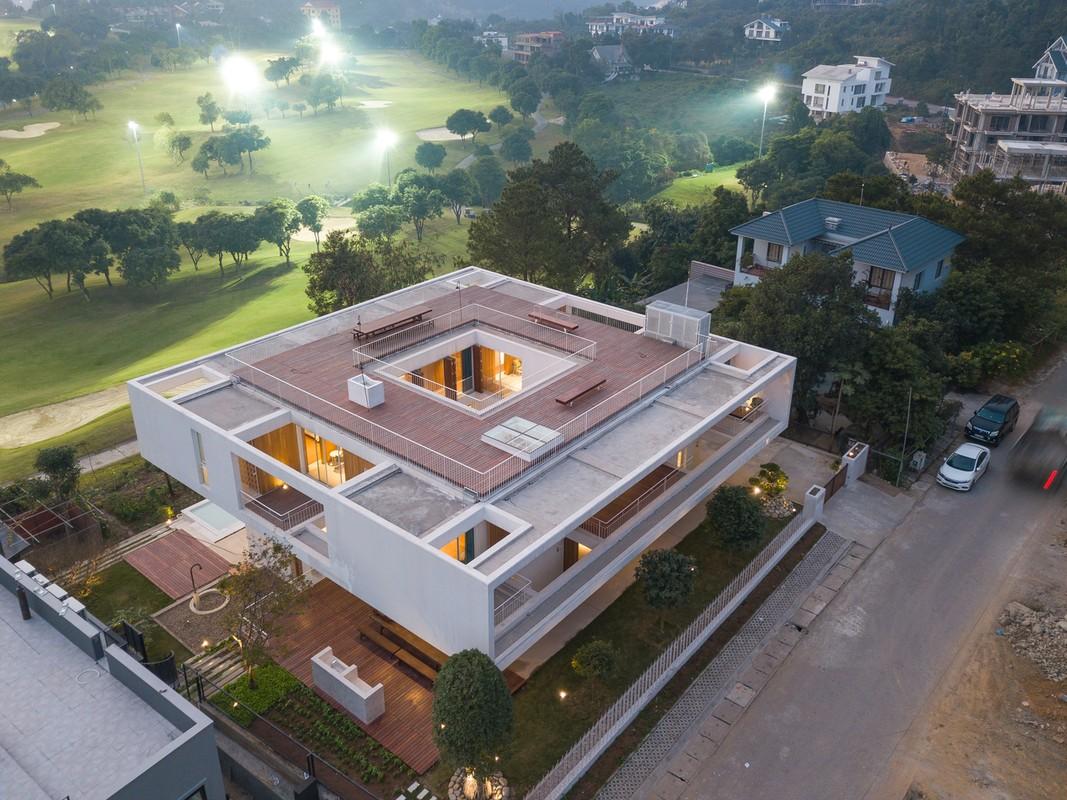 Biet thu nghi duong o Tam Dao dep long lay tren bao ngoai-Hinh-2