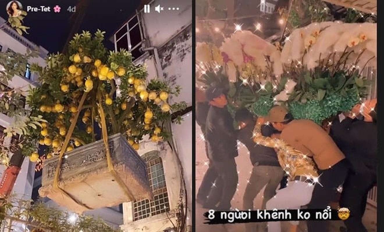 Don Tet Tan Suu 2021, sao Viet trang tri nha dep co nao?-Hinh-4