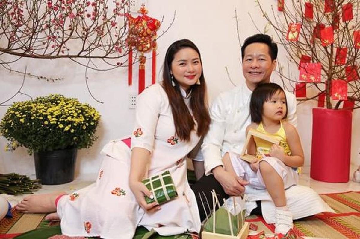 Khong gian don Tet sang chanh trong biet thu cua Phan Nhu Thao-Hinh-5