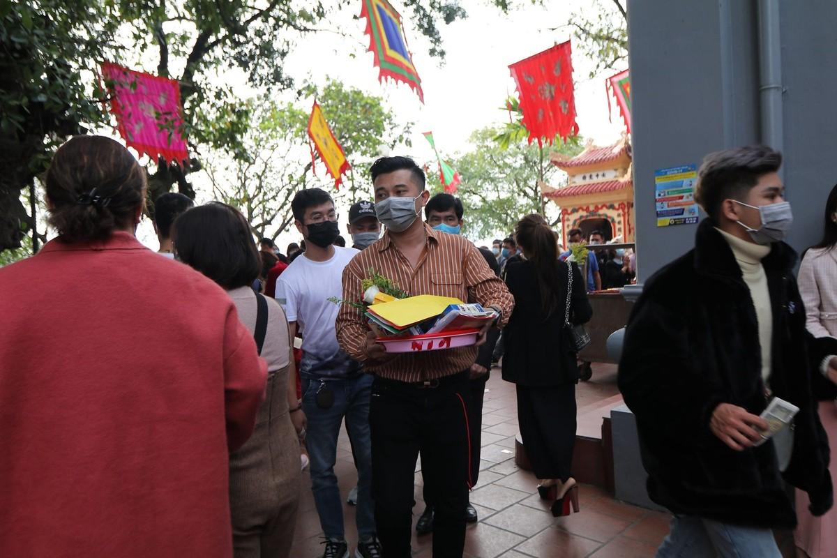 Dong nguoi do ve di le, Phu Tay Ho 3 lan tam dong cua-Hinh-9