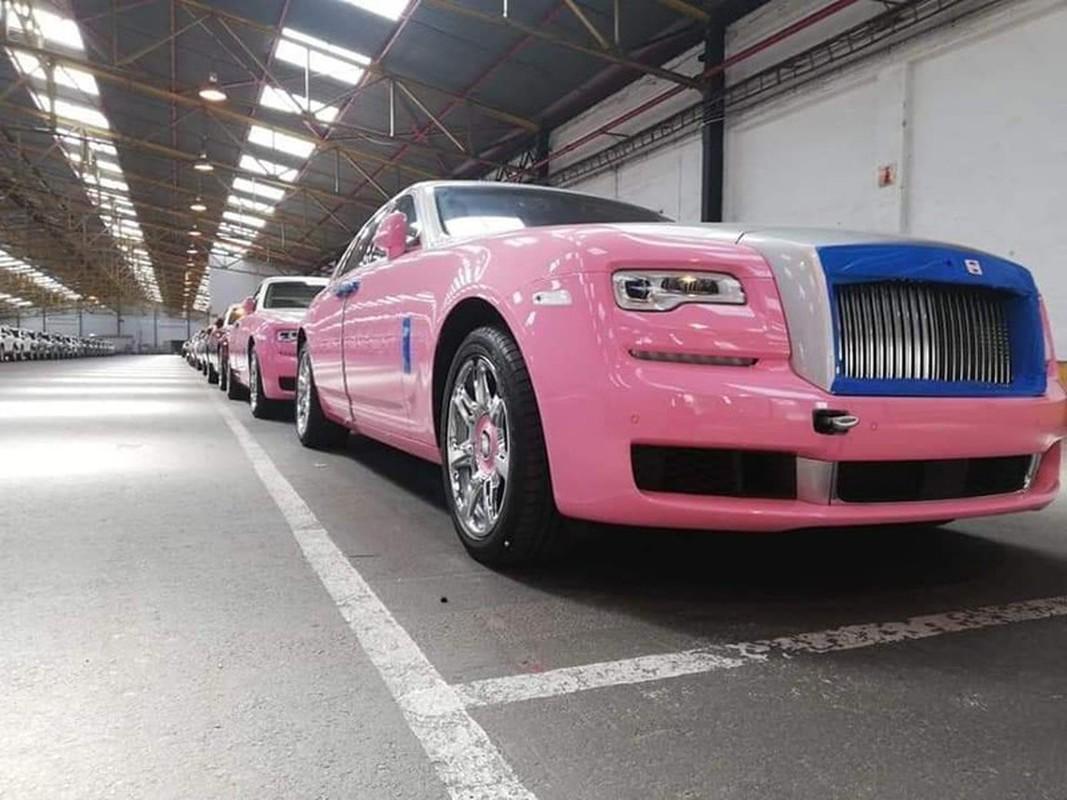 Choang ngop thu choi dot tien cua vi vua mua 19 chiec Rolls Royces tang vo-Hinh-5
