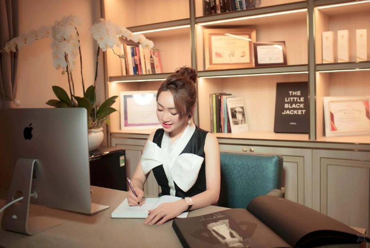 Ba xa Chi Bao khong nhung xinh dep ma con gioi kinh doanh, giau