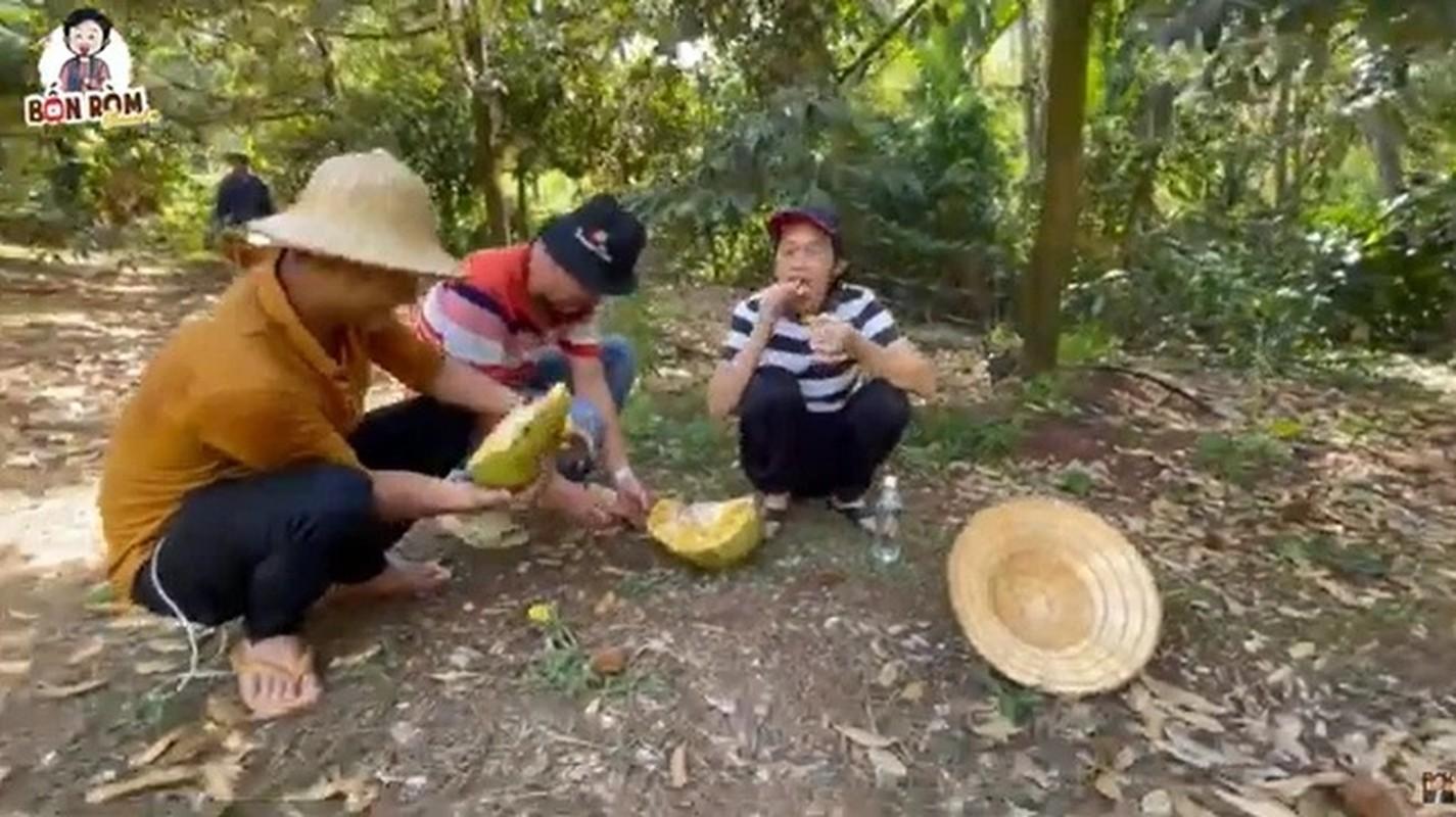 Khu vuon nghin m2 trong cay, nuoi ga cua Hoai Linh o Dong Nai-Hinh-6
