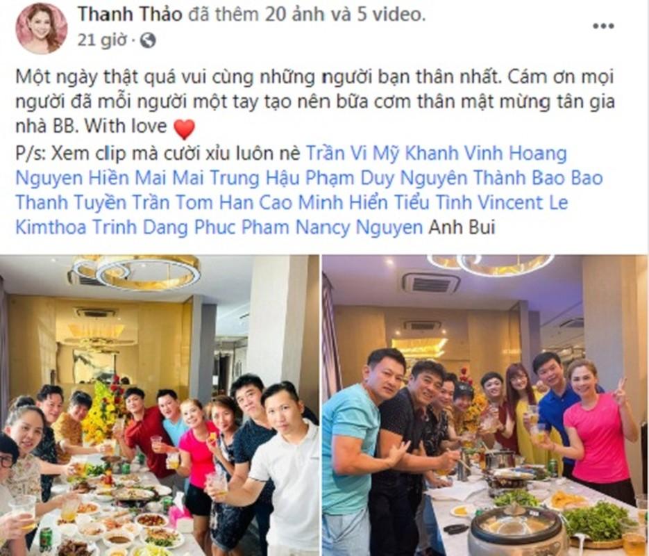 """Can ho cua """"bup be"""" Thanh Thao: Thiet ke hien dai, be boi kinh nhu khach san"""