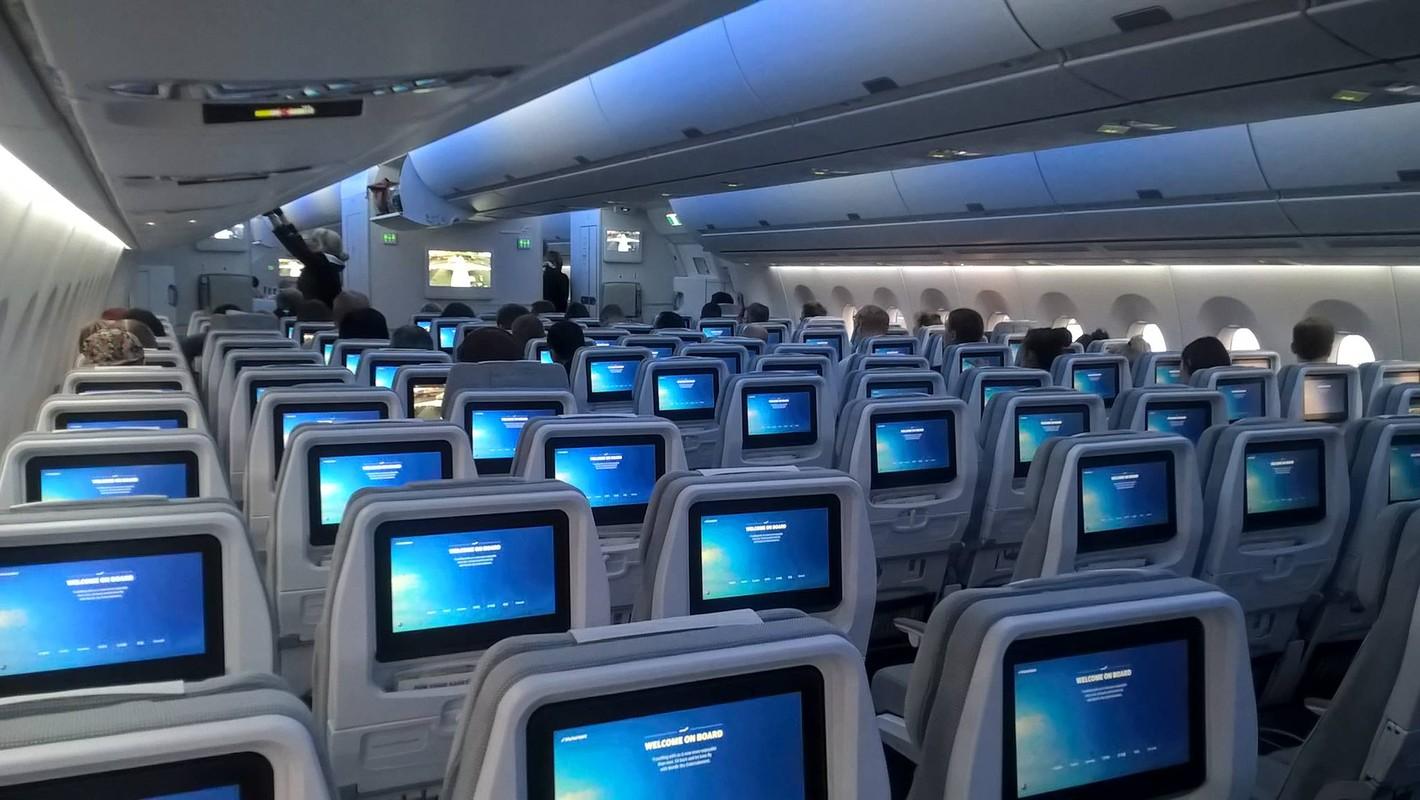 """Kham pha """"sieu may bay"""" Airbus A350 bi chim troi lam rach vo canh-Hinh-5"""