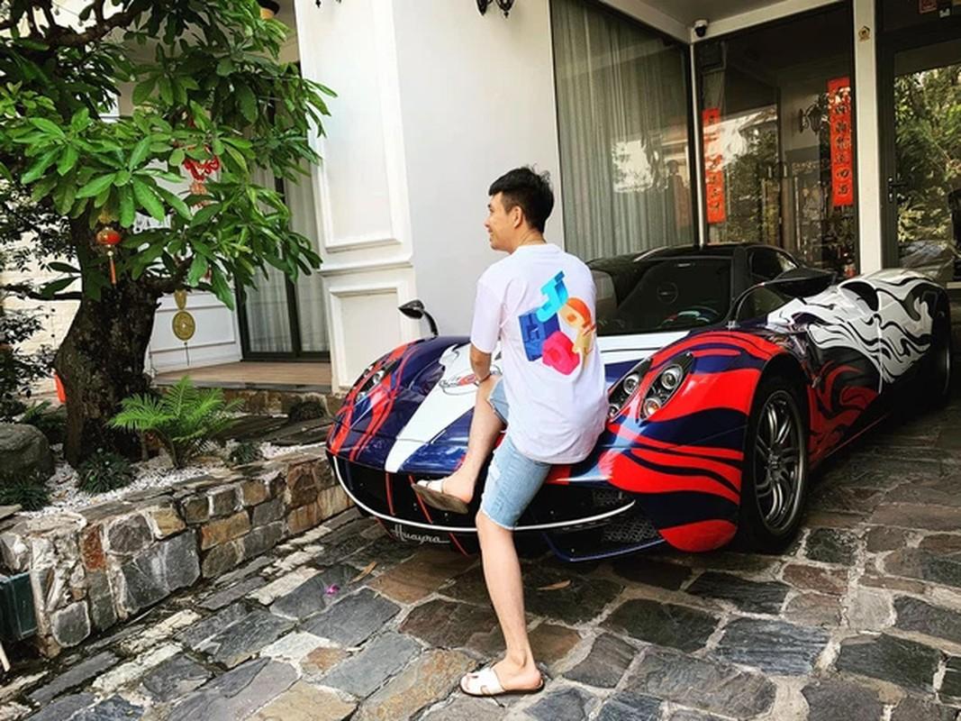 """Biet thu """"chat khong co cho de Rolls Royce"""" cua dai gia Minh Nhua-Hinh-7"""
