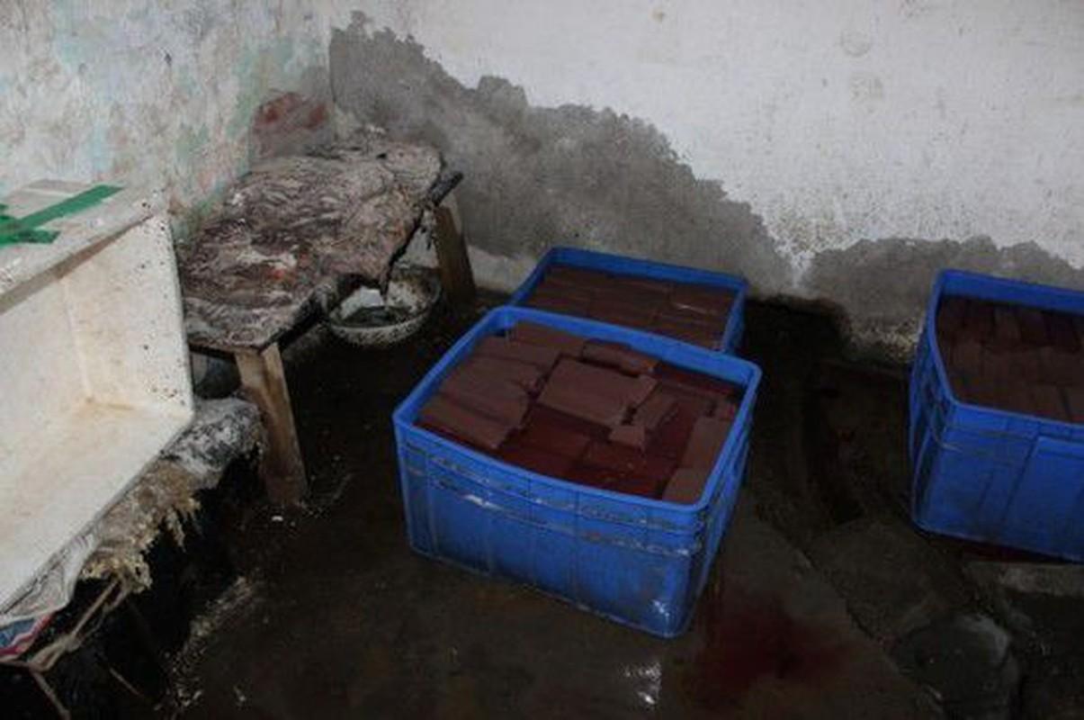 Kinh hoang canh san xuat tiet vit ban cho nha hang o Trung Quoc-Hinh-6