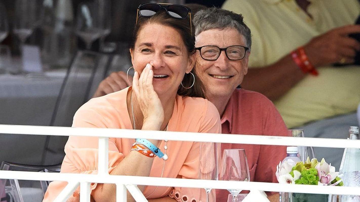Khoi tai san cua vo chong ty phu Bill Gates hien ra sao?