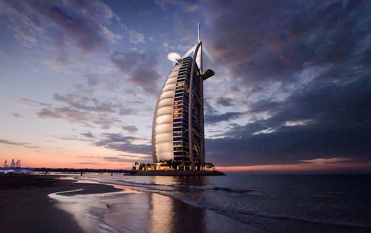 """Nhung dieu xa xi """"khong the tin noi"""" chi co o Dubai"""