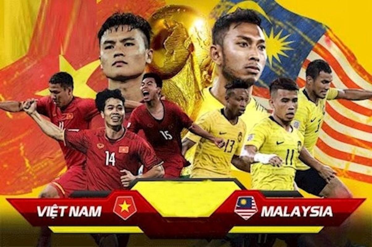 Can canh san Al Maktoum - noi tuyen Viet Nam doi dau Malaysia toi nay