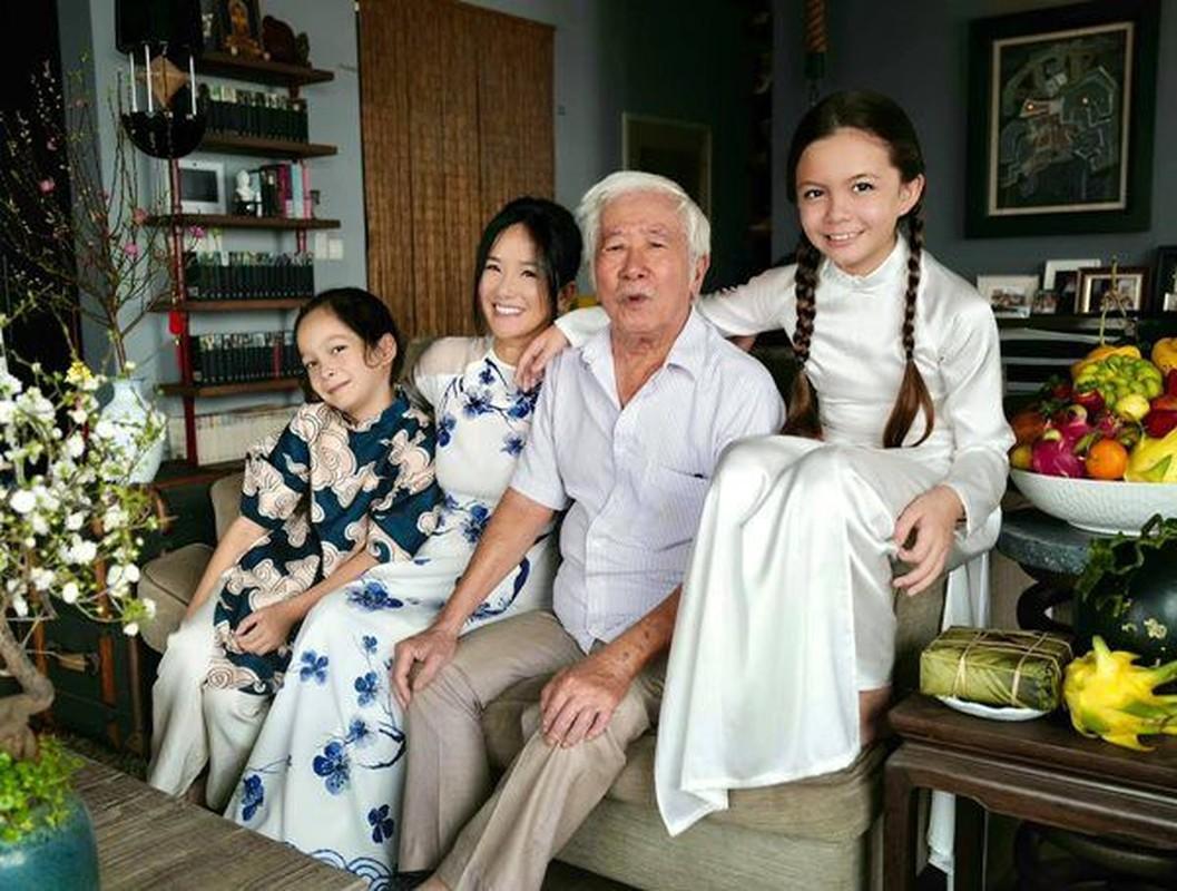 Ben trong can ho sang trong cua diva Hong Nhung o Sai Gon-Hinh-3