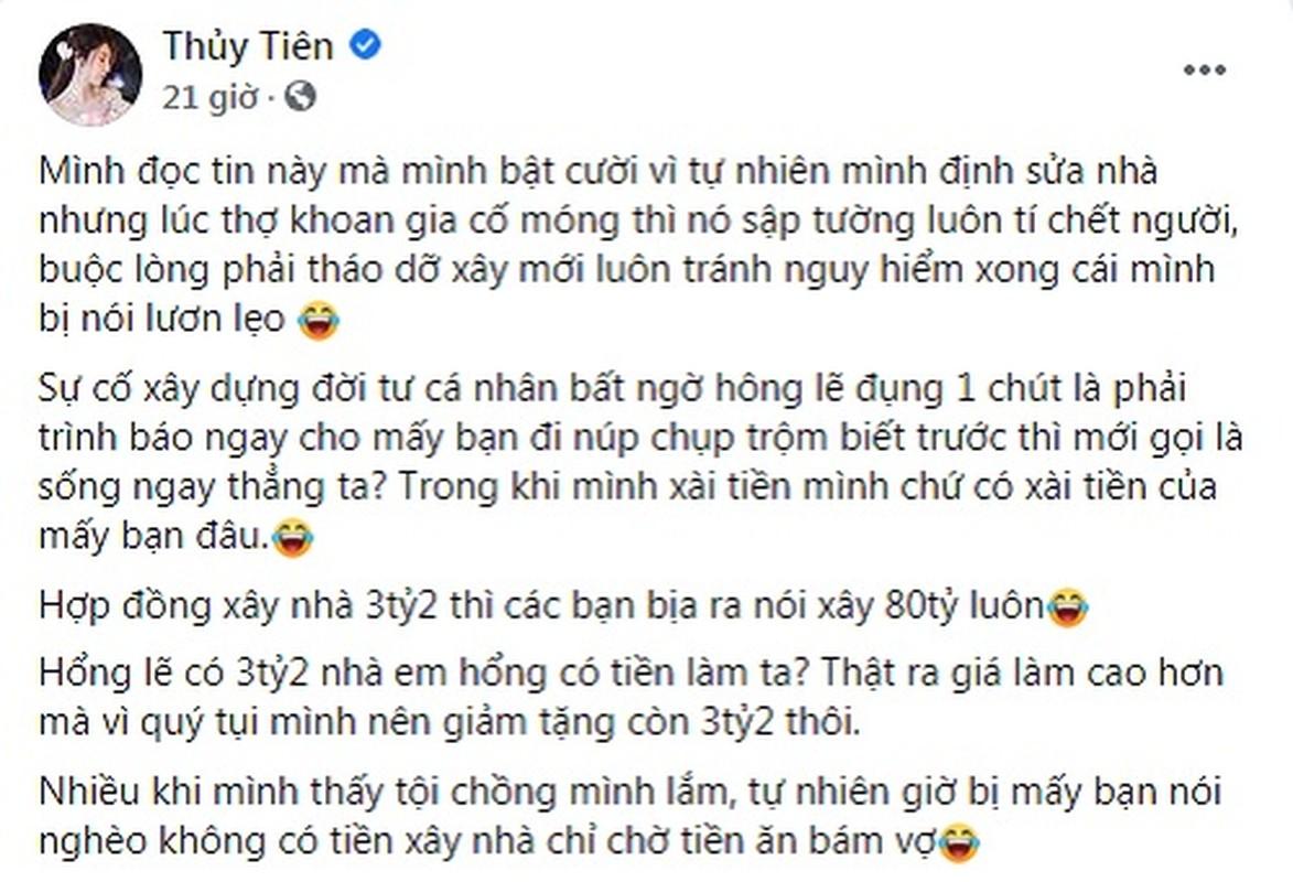 Tan mat biet thu tien ty cua Thuy Tien truoc khi dap di xay lai-Hinh-2