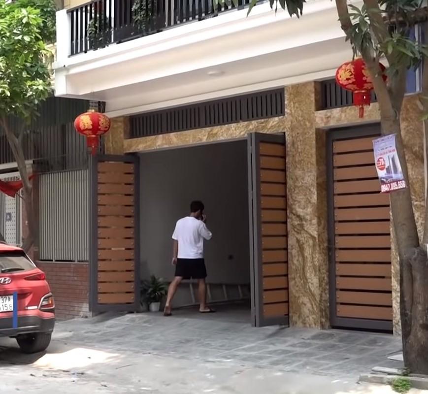 Kham pha ngoi nha moi khang trang cua Que Ngoc Hai tai Vinh