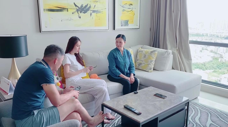 Tan mat can ho Thuy Tien o sau khi dap biet thu de xay moi-Hinh-3