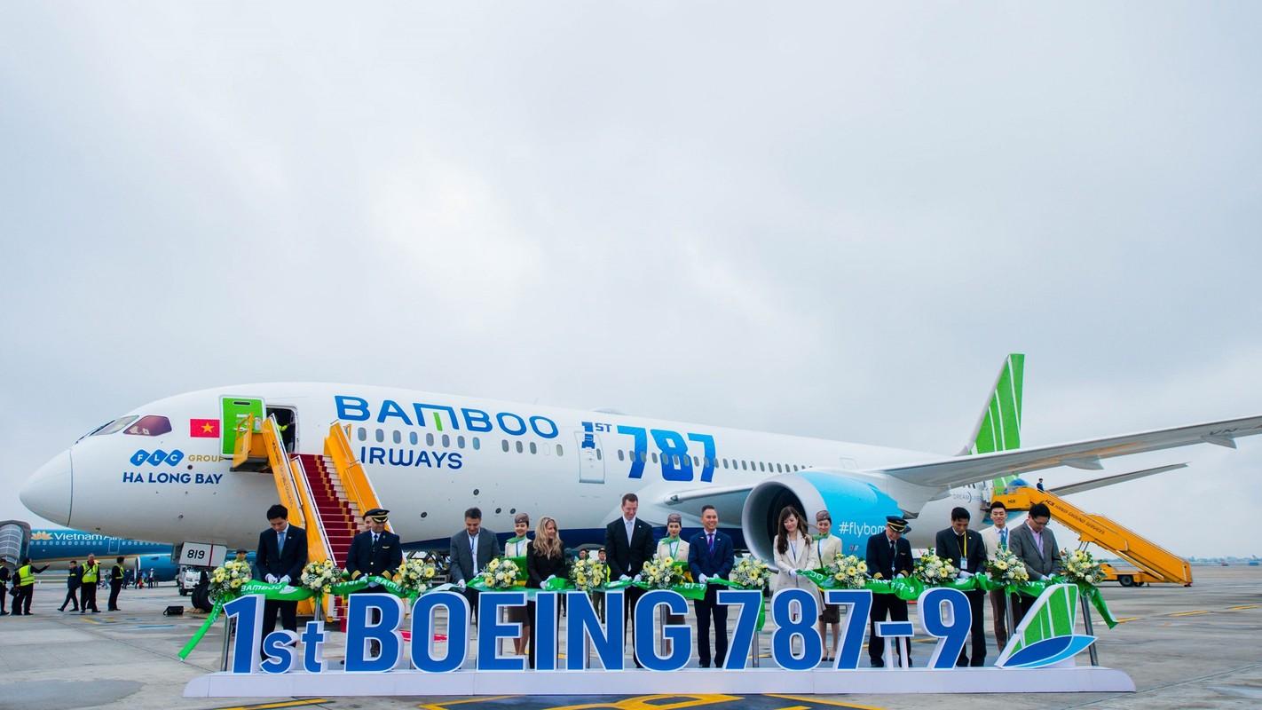Sap bay thang den My, Bamboo Airways so huu doi bay hien dai co nao?-Hinh-2