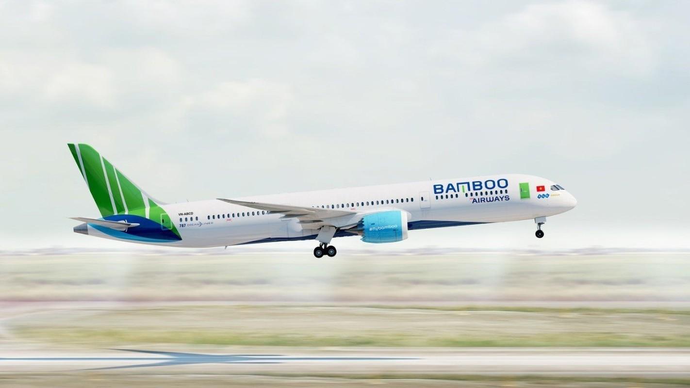 Sap bay thang den My, Bamboo Airways so huu doi bay hien dai co nao?