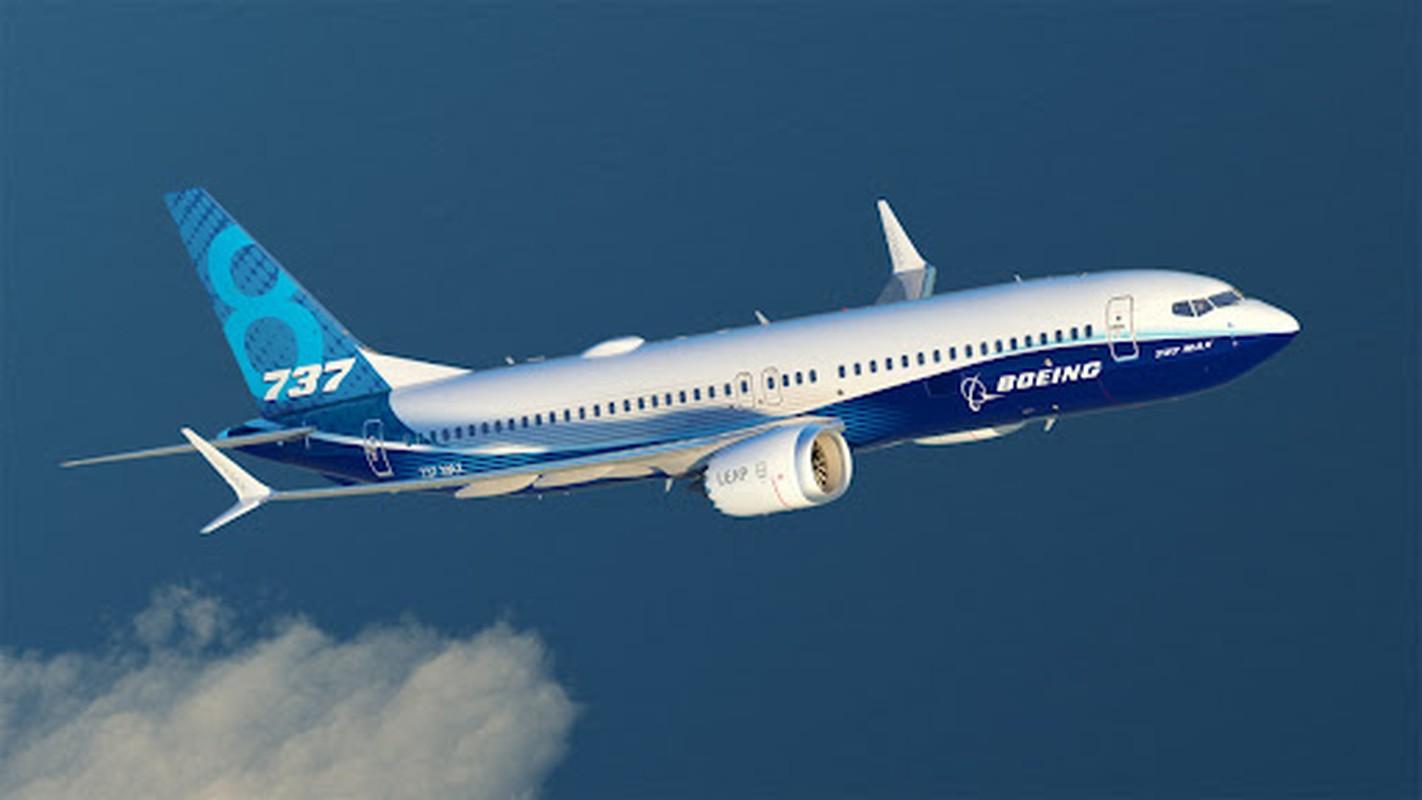 """Noi soi"" Boeing 737 Max duoc de xuat cho phep nhap khau vao Viet Nam"