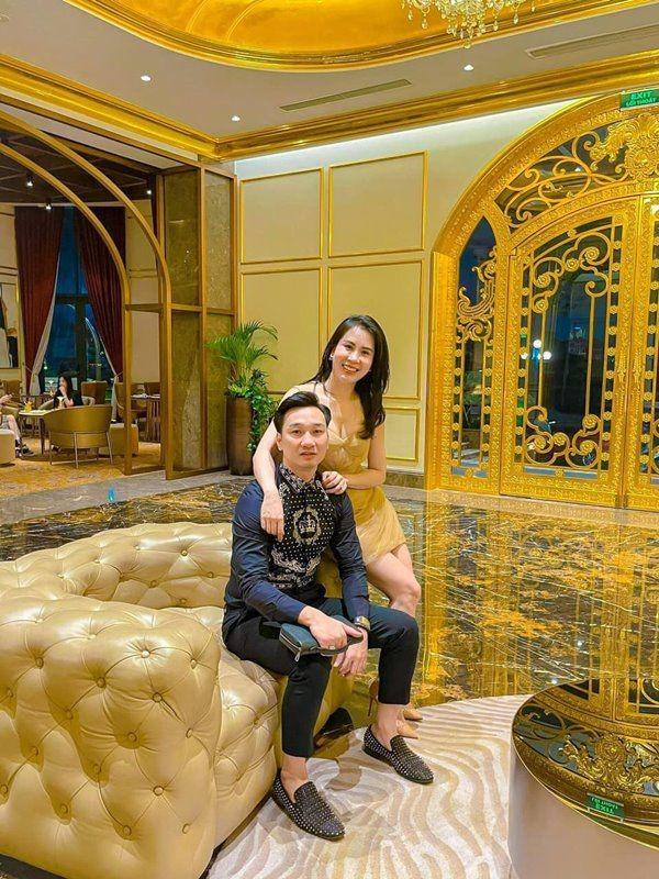 Lo them goc sang chanh trong penhouse 18 ty cua MC Thanh Trung