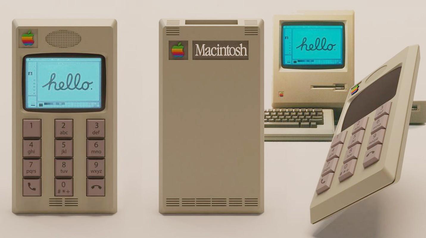 Se ra sao neu iPhone duoc san xuat tu nhung nam 1980?