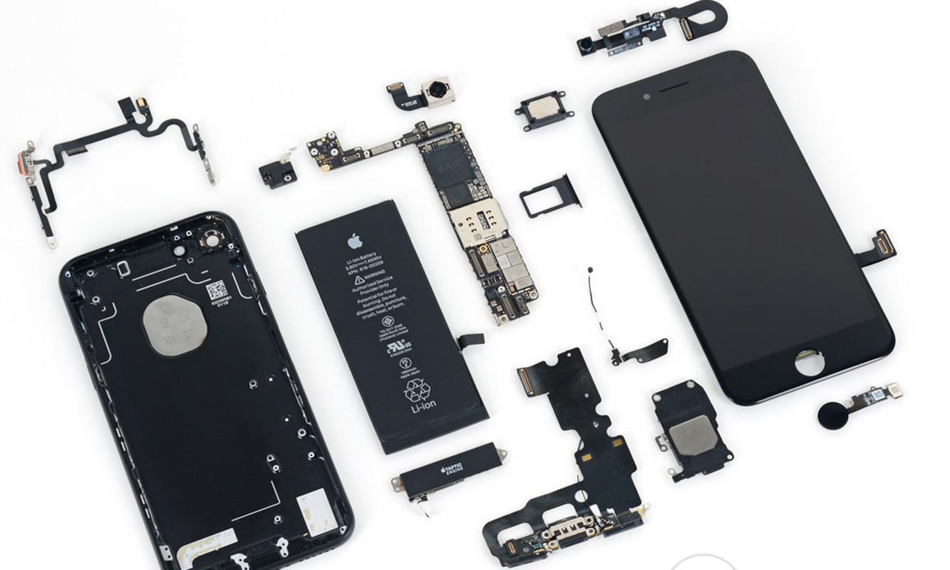 iPhone 7, 7 Plus giam gia