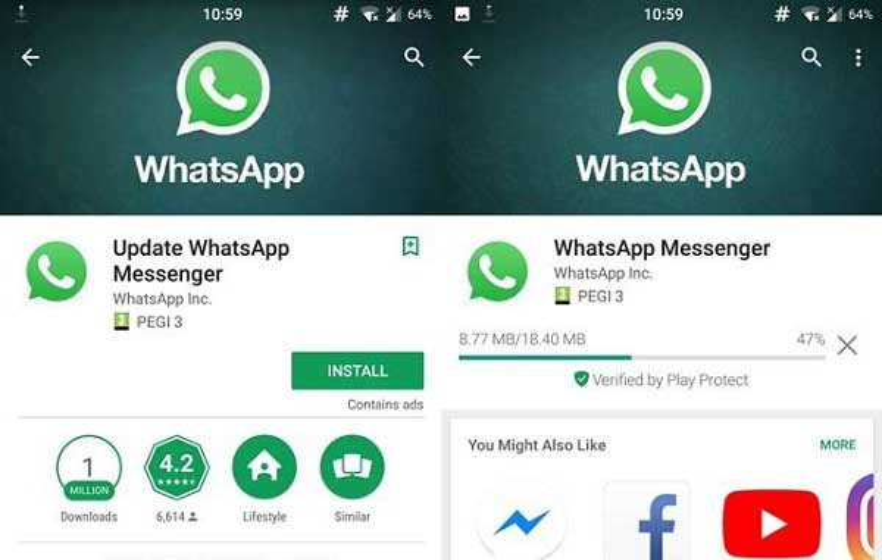 Con nghich dien thoai cua bo, xem Whatsapp dan den bi kich gia dinh-Hinh-7