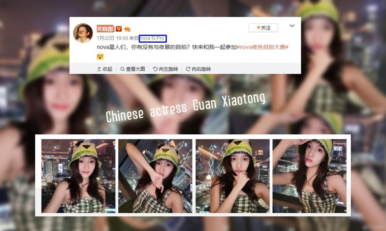 Dung coi thuong camera cua Huawei keo an han