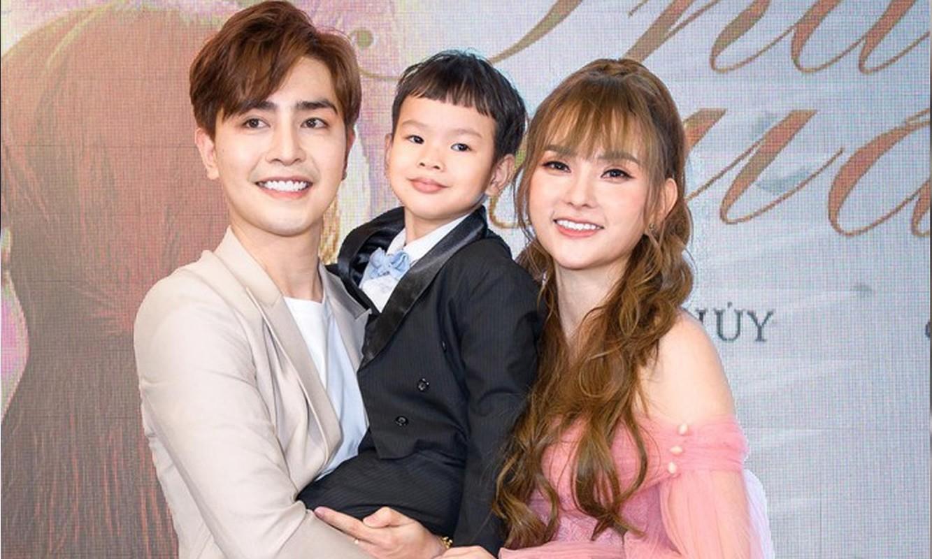 Chong tre bi to danh con trai, ca si Thu Thuy noi gi?-Hinh-6