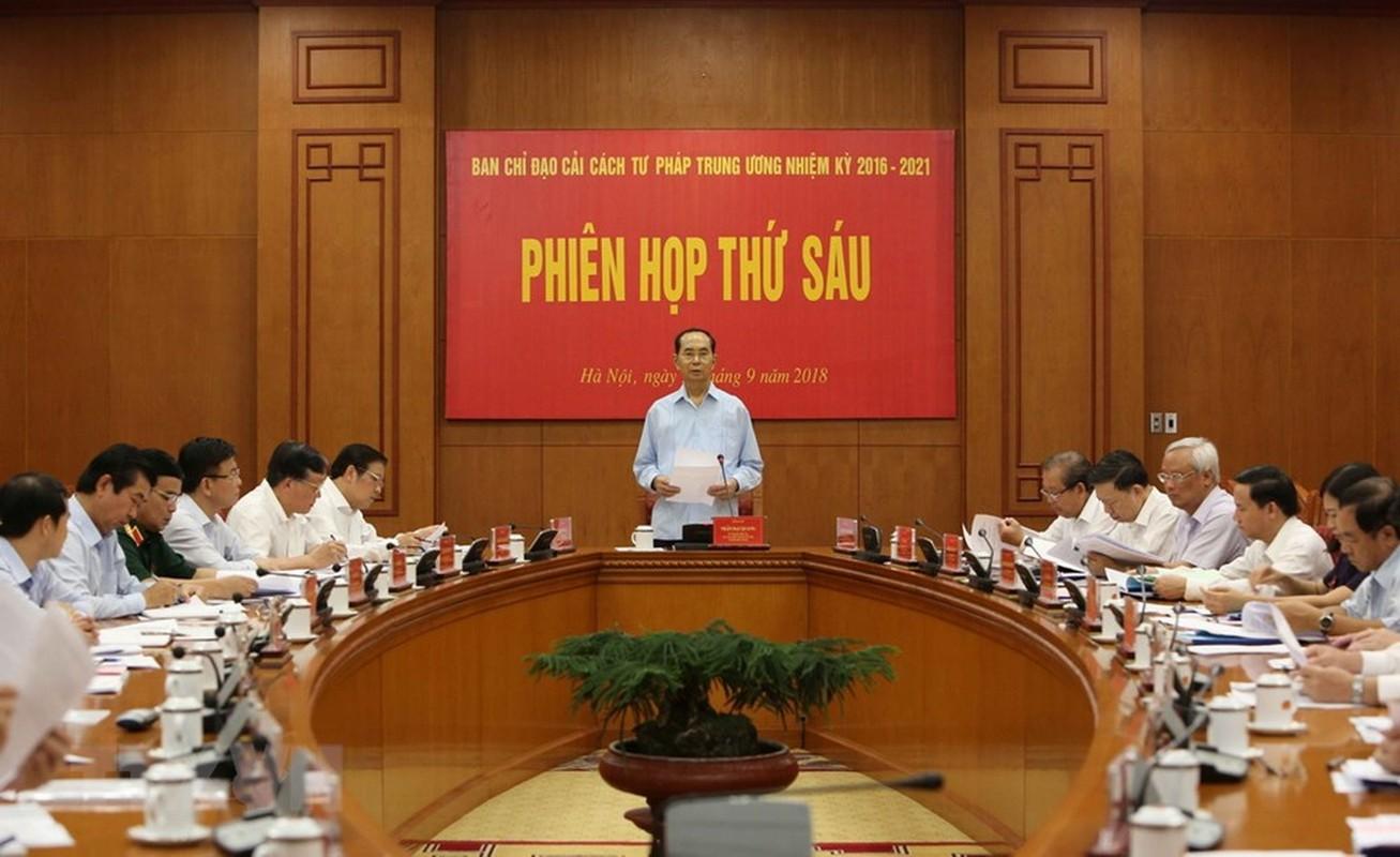 Nhung ngay lam viec cuoi cung cua Chu tich nuoc Tran Dai Quang-Hinh-3