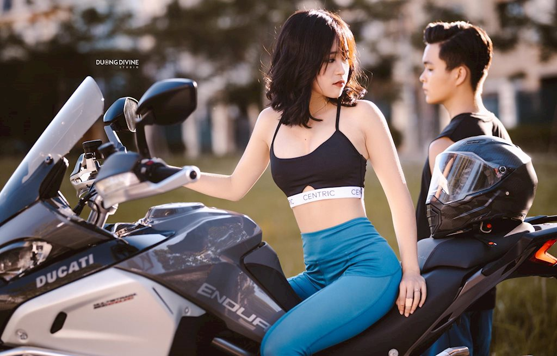 Bo anh tinh yeu cua cap doi Ha Thanh khien ai cung muon di tap gym-Hinh-2