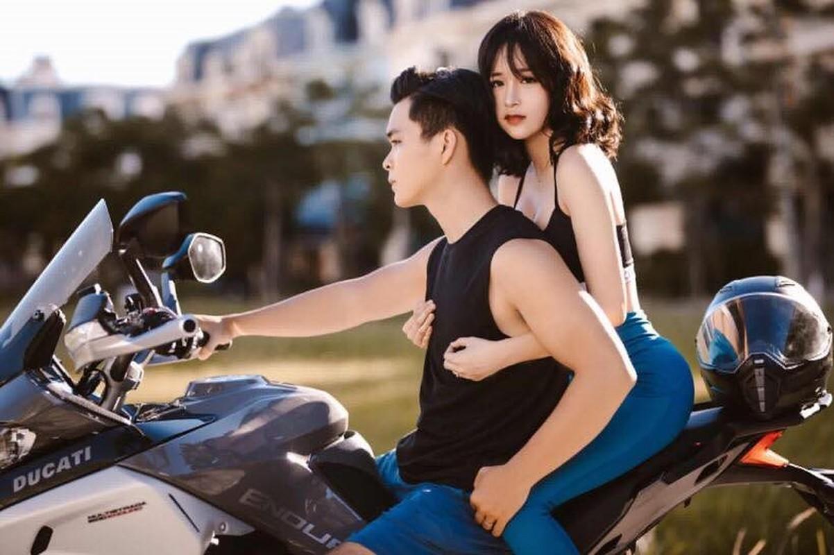 Bo anh tinh yeu cua cap doi Ha Thanh khien ai cung muon di tap gym-Hinh-8