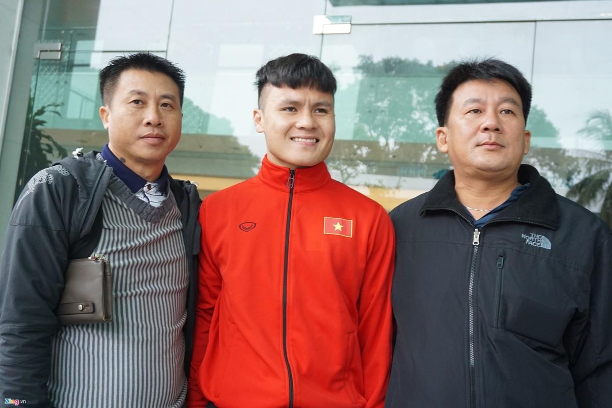 Doi tuyen Viet Nam di bo, tha long truoc tran chung ket AFF Cup-Hinh-5