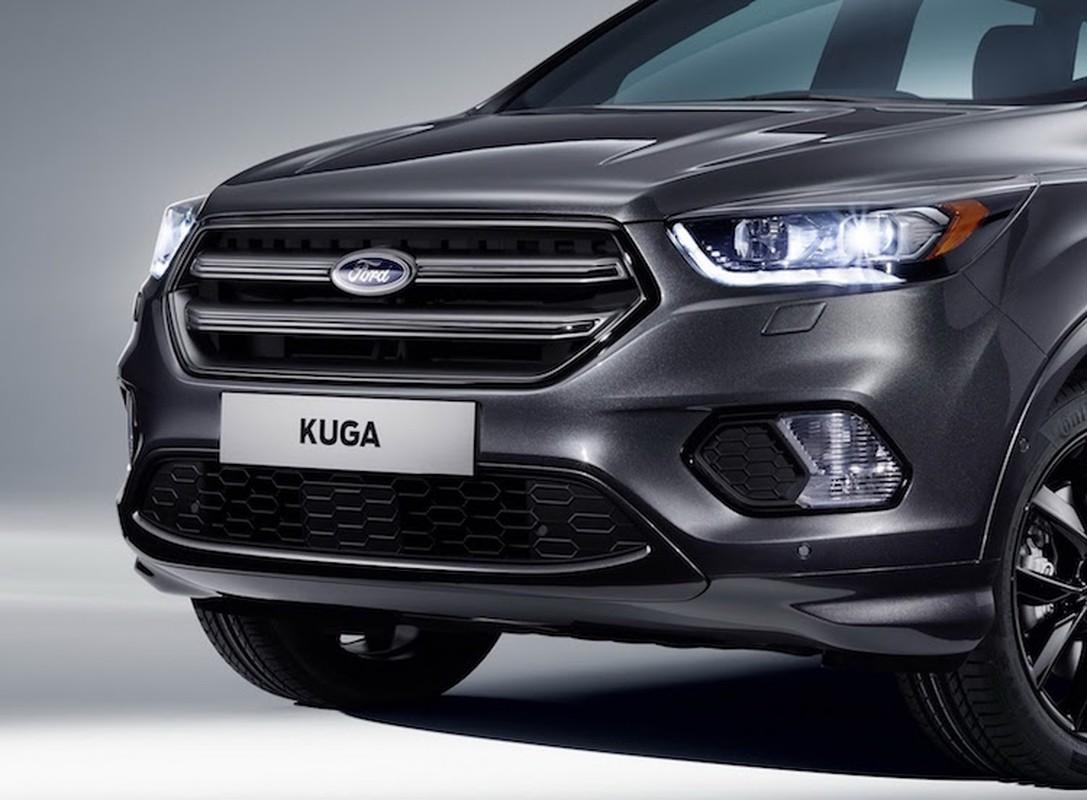 Ford ra mat crossover Kuga phien ban 2017-Hinh-2