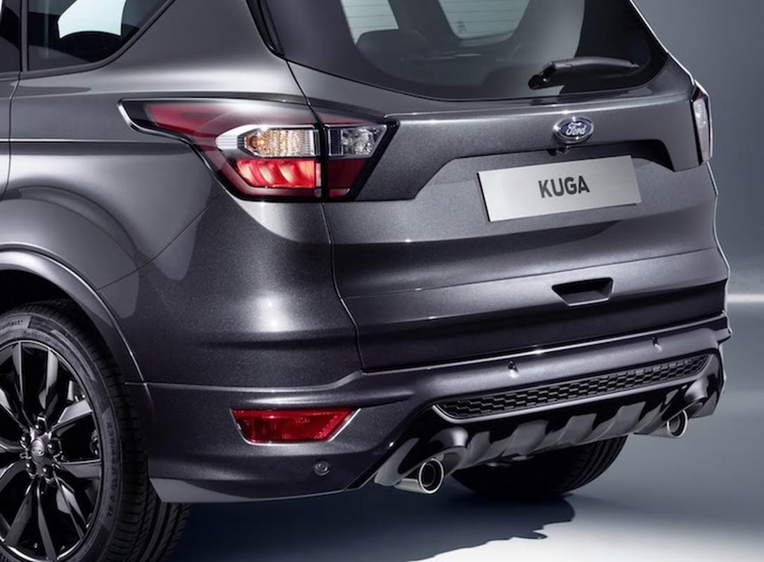 Ford ra mat crossover Kuga phien ban 2017-Hinh-4
