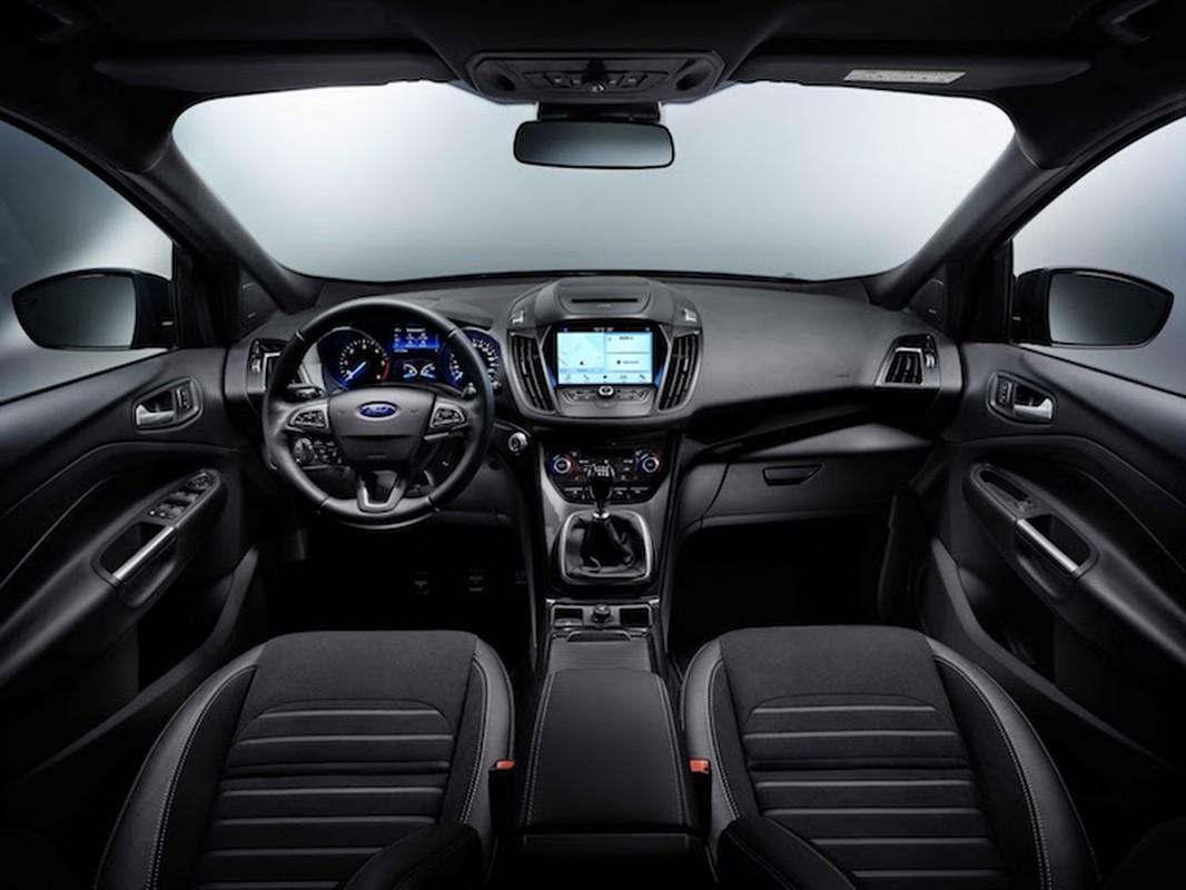 Ford ra mat crossover Kuga phien ban 2017-Hinh-5