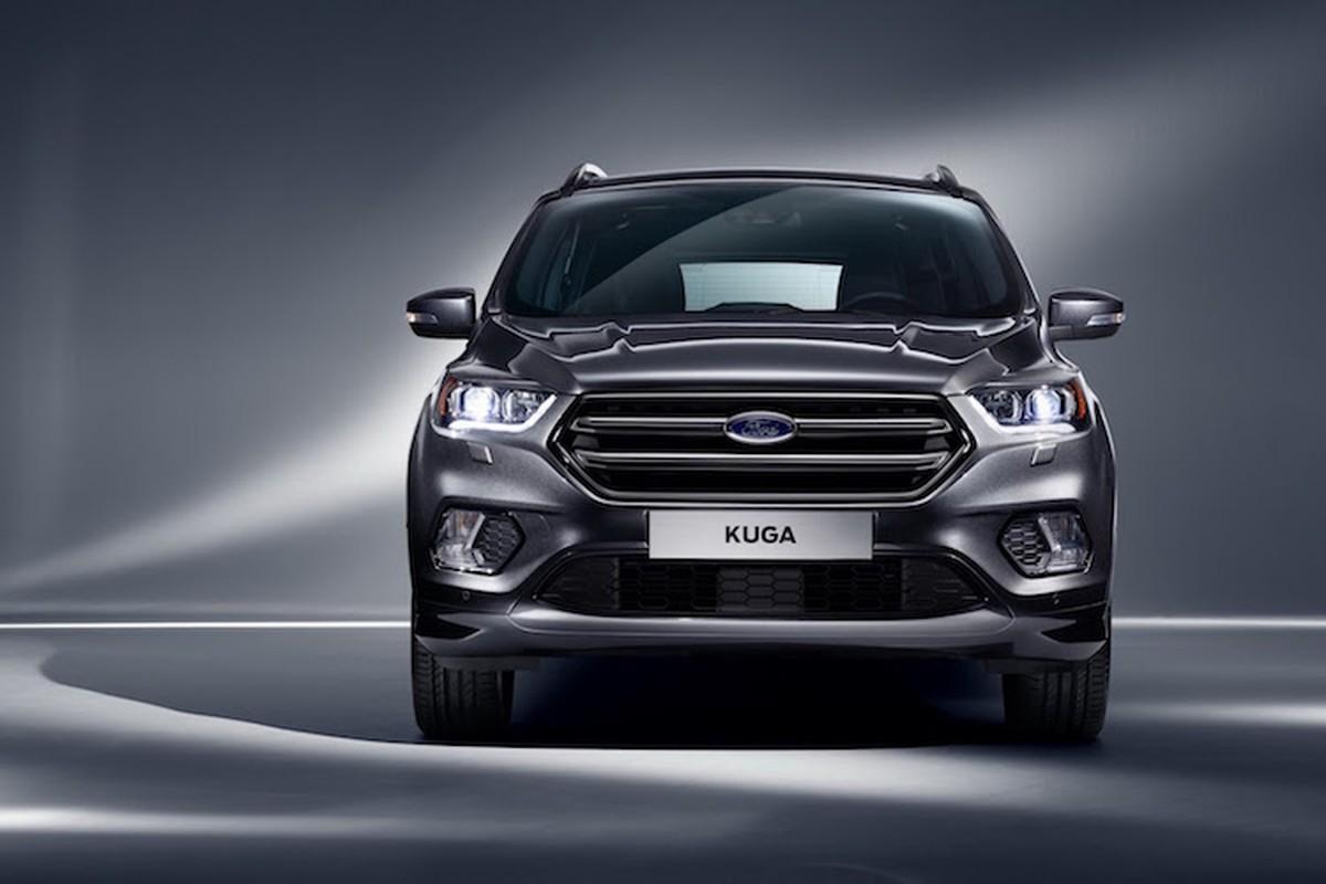 Ford ra mat crossover Kuga phien ban 2017-Hinh-7