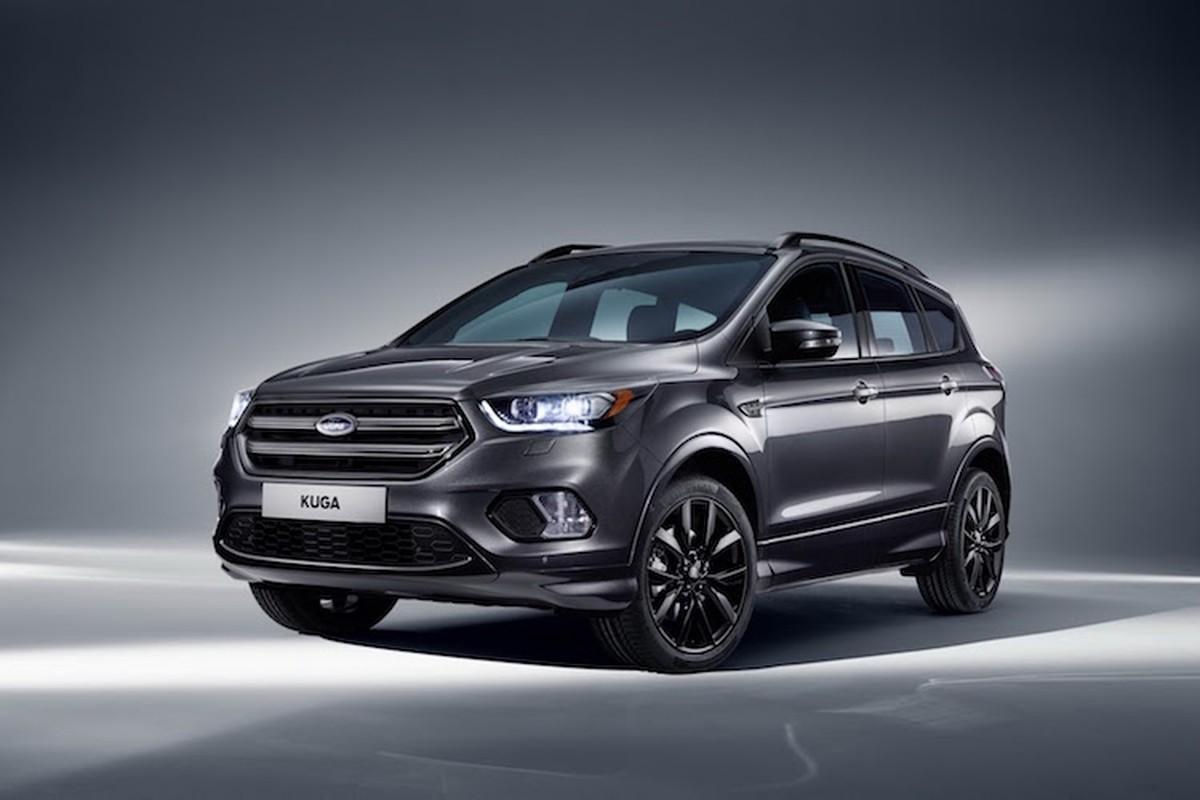 Ford ra mat crossover Kuga phien ban 2017